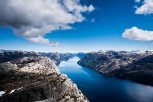 Itinéraires en Norvège : les fjords