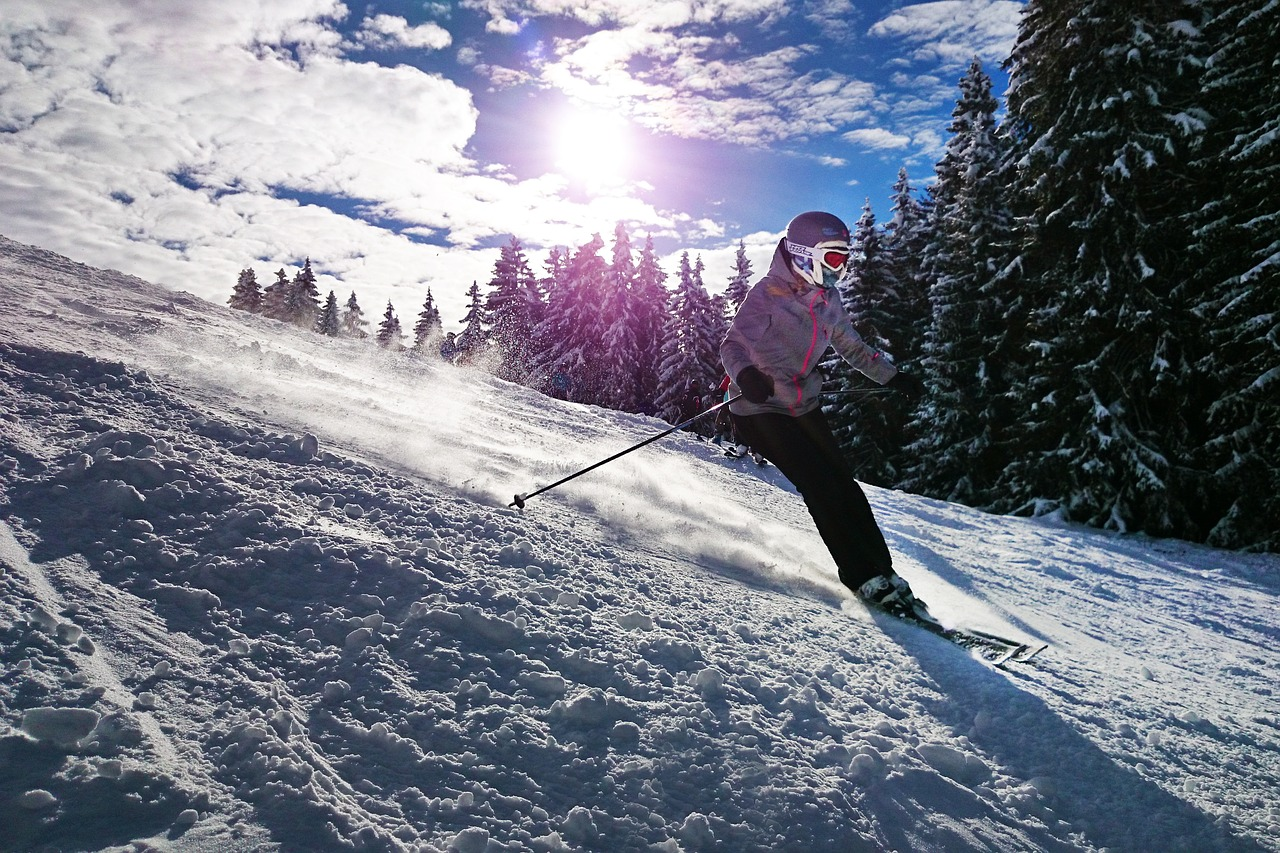 Ski à Savoie Grand Revard