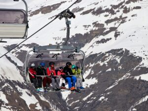 Caviahue, une station de ski accessible à tous les budgets